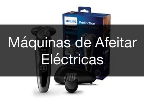 Menú Máquinas de Afeitar Eléctricas