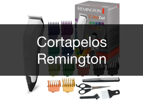 Menu Cortapelos Remington